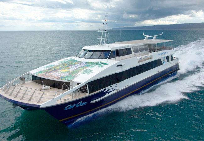 Cat Cocos Ferry