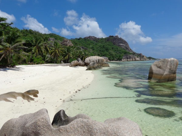 La Digue Island_Source D'Argent