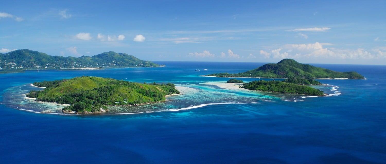 Sainte Anne Marine Park Seychelles