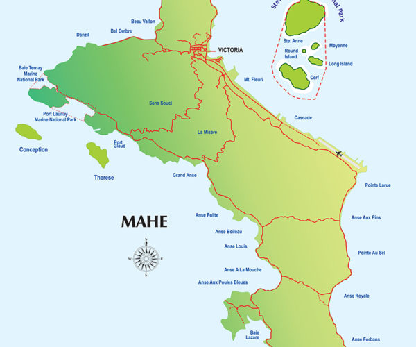 mahe-map