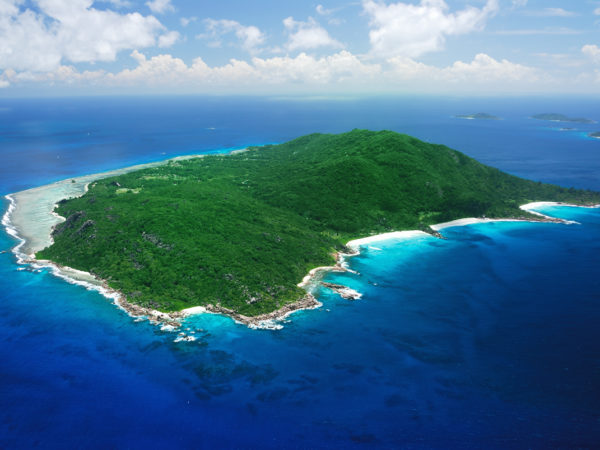 seychelles-from -the-air