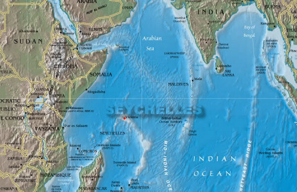 Map Of Seychelles Island Holidays In Seychelles