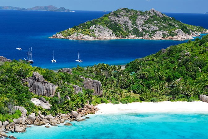 Grande Soeur Island Seychelles