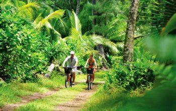 La Digue Bike Riding