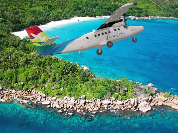 Domestic Flight-Air-Seychelles