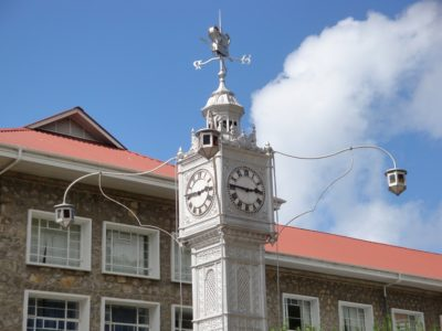 Mahe Island - Clock-Tower-2