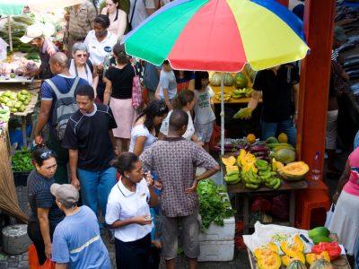 Mahe Island-Market-2