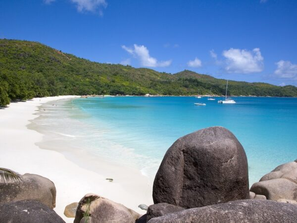 Praslin - Anse Lazio Beach. One of the Top Praslin Attractions.