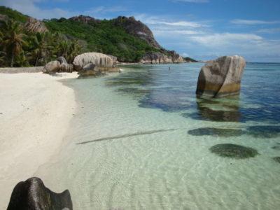 Praslin Island-Beach-1