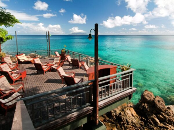 Hilton Northolme_Beach Lounge Area