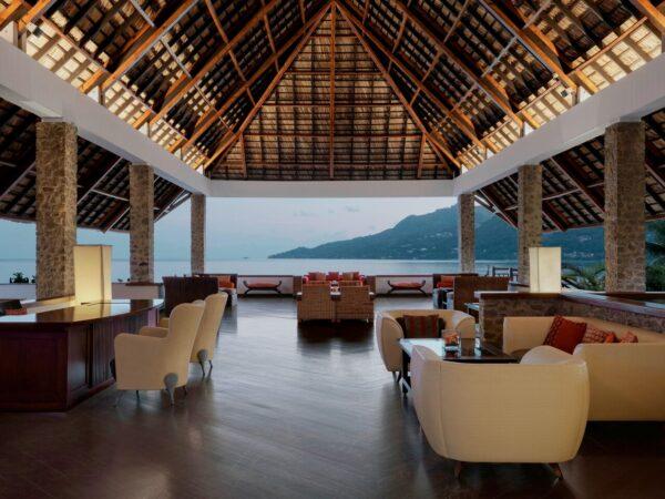 Le Meridien Fisherman's Cove_Hotel Lobby