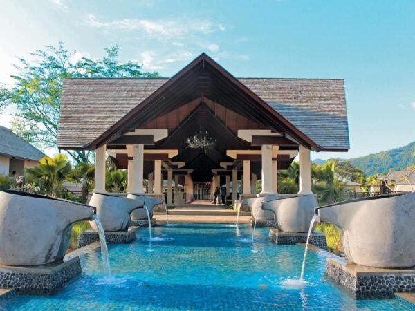 The H Resort_Entrance