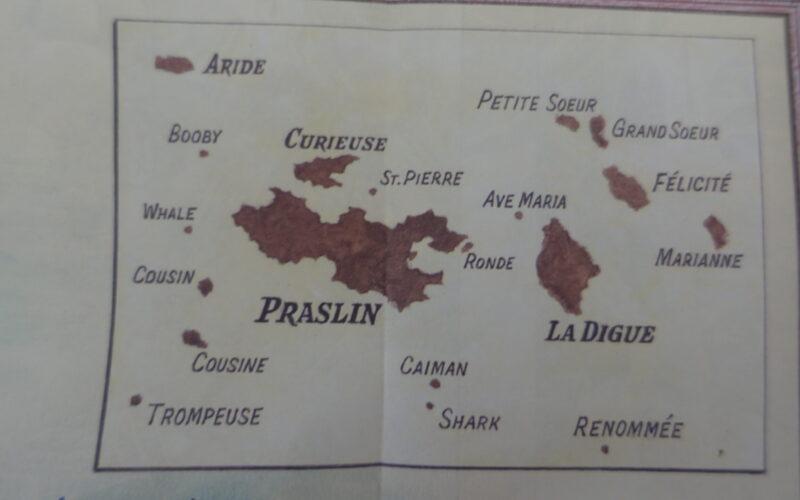 Praslin La Digue Islands