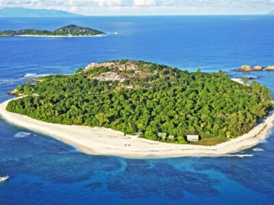 Cousin Island_Aerial View