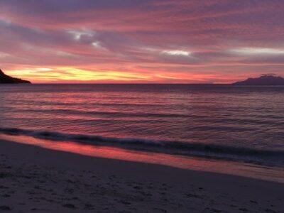 Sunset_Silhouette Island