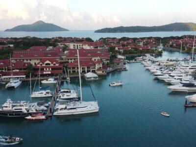 Eden Island Aerial View